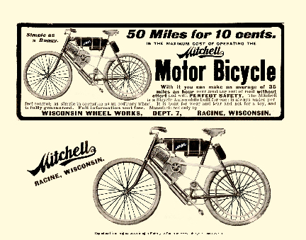 motorbike, automobike, mitchell motorbike, mitchell bike,