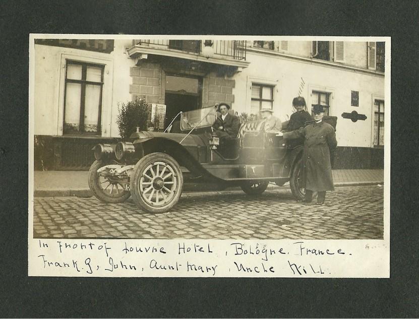 1909 mitchell runabout, mitchell, mitchell car