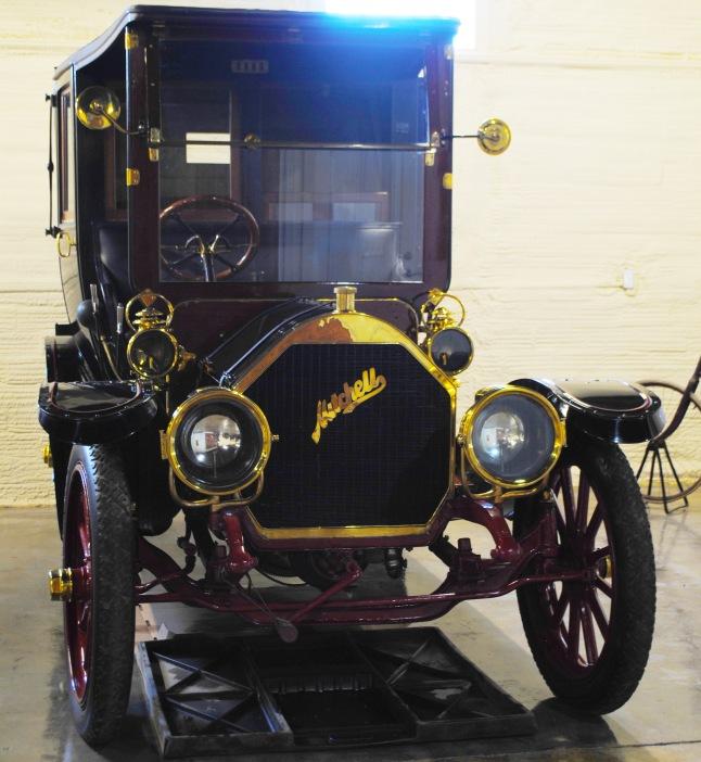 1910 Mitchell Limousine-Landaulet