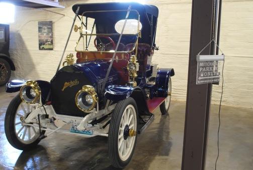 The 1911 Three-Passenger Roadster