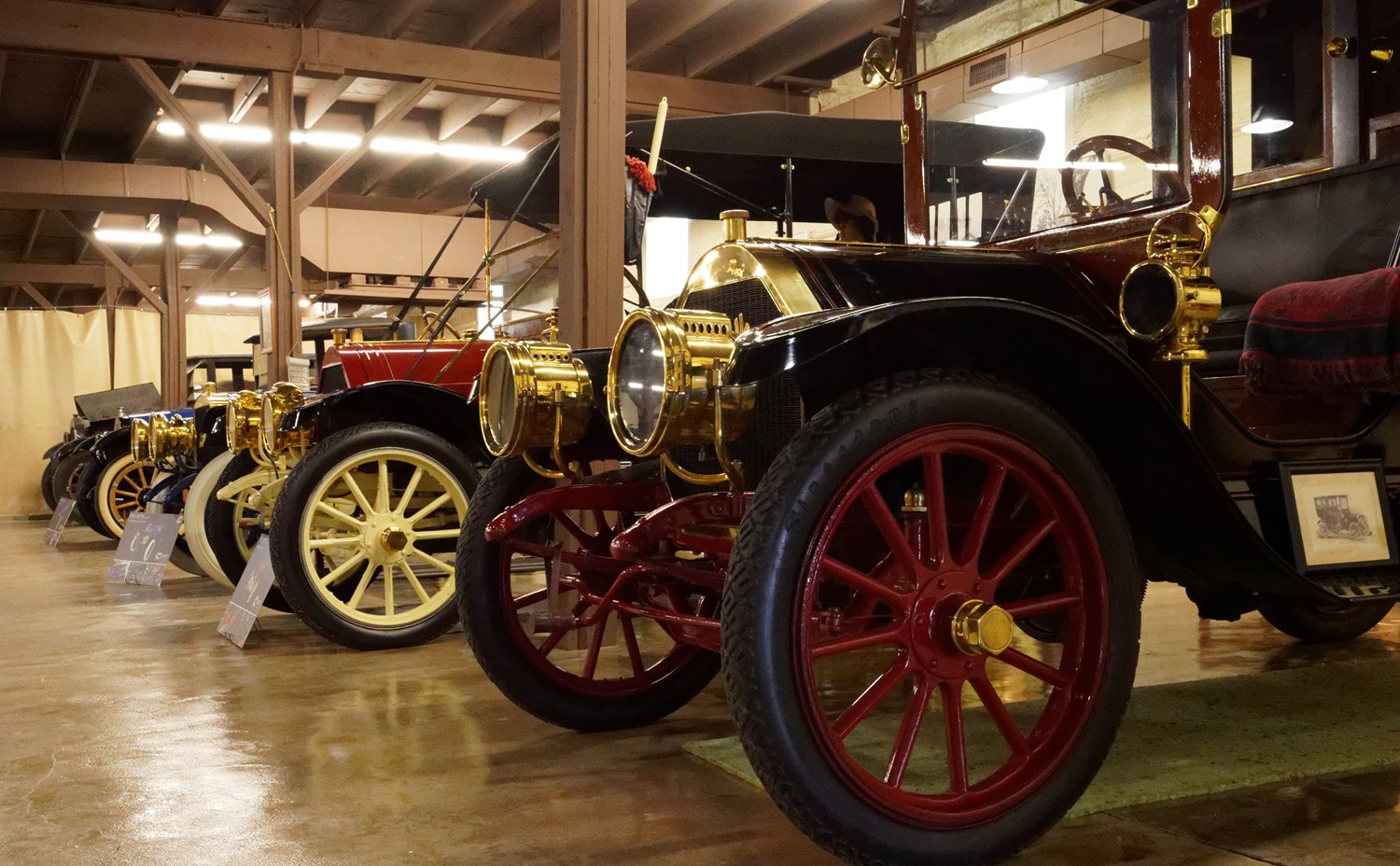 Millers Auto S Lewis Miller39s Mitchell Collection Home Of The Most Extensive