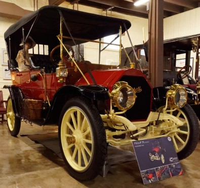 The 1911 5-Passenger Touring Car