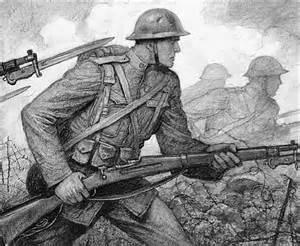WWI Clip Art
