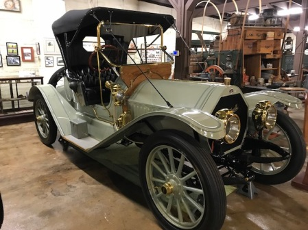 1912 Mitchell Speedster
